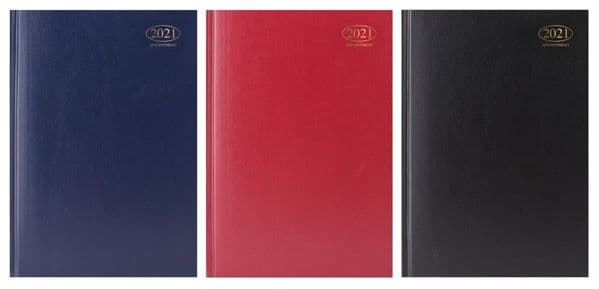 Tallon Hardback Appointment Diary - A4 Day A Page
